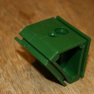 Vinkelovergang til grøn præsentationssæt A4 og A5