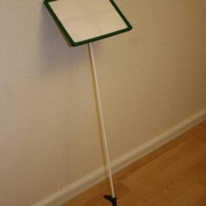 Præsentationssæt – komplet – A4 m grøn ramme