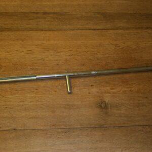 Jordbor m. tråd – komplet – 100 cm