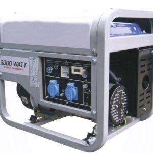 Generator – benzin – 3000 W