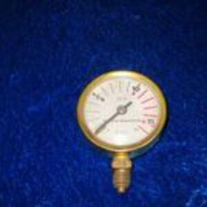 Manometer 15 bar